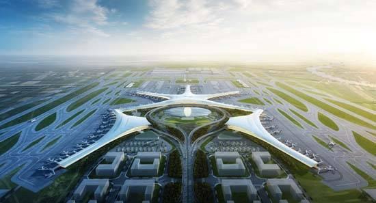 胶州飞机场经济临空区